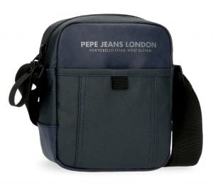 Bolso bandolera pequeño Pepe Jeans azul marino