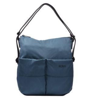 Bolso mochila nylon bolsillos KCB